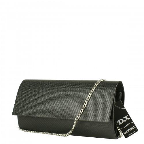 W9 czarna kopertówka producenta torebek damskich Dawidex