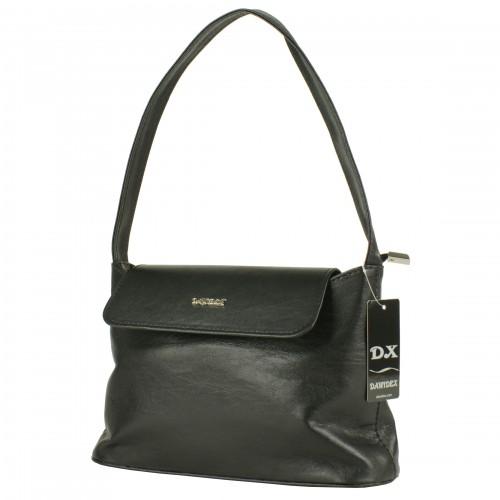 TD33 klasyczna czarna torebka damska producenta torebek damskich Dawidex hurtownia internetowa online b2b